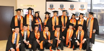 APIC Graduation  Ceremony 2015