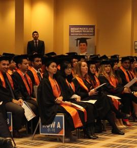 APIC Graduation Ceremony 12th August 2016