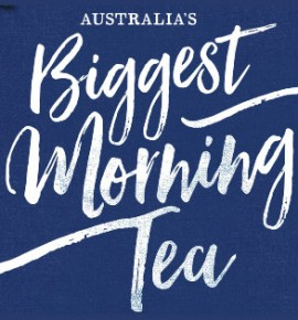 Australia's Biggest Morning Tea to raise funds