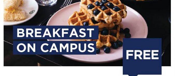 Breakfast on Campus