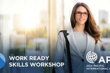 FREE WORKSHOP - WORK READY SKILLS