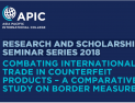 Research and Scholarship Seminar Series - 5th Dec 2018