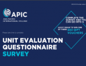 Unit Evaluation Questionnaire Survey - 19 April - 10 May