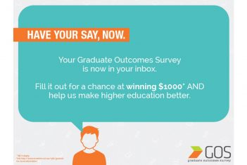 Graduate Outcomes Survey (GOS)  1st February - 28th February