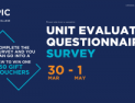 Unit Evaluation Questionnaire Survey - 30th Mar - 1st May