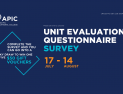 Unit Evaluation Questionnaire Survey - 17 Jul - 14 Aug